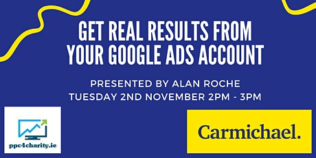 Get Real Results from your Google Ads account tickets