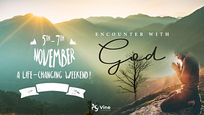 Encounter Weekend -  5th - 7th November tickets