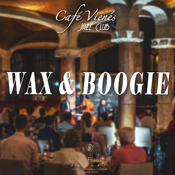 Imagen de Jazz en directo: WAX & BOOGIE