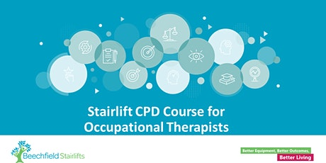 Stairlift CPD Course for Occupational Therapists tickets