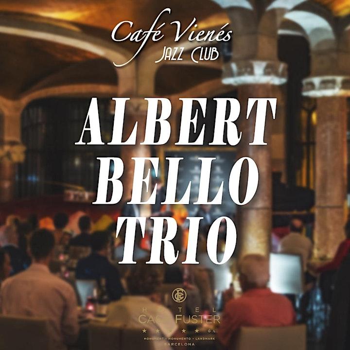 Imagen de Jazz en directo: ALBERT BELLO TRIO