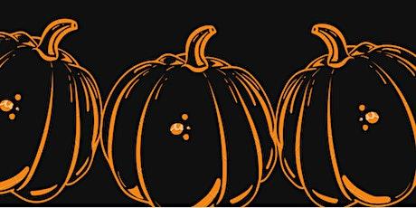Halloween Food History & Cooking tickets