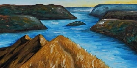 Paint and Sip - Roys Peak tickets