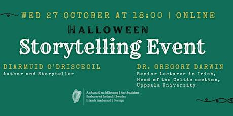 Halloween Storytelling Event tickets