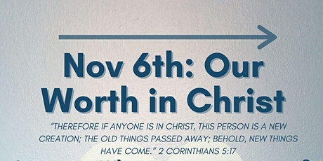 I am Ready Course!   Session 3: Our Worth in Christ tickets
