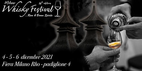 Milano Whisky Festival... Rum & Brown Spirits biglietti