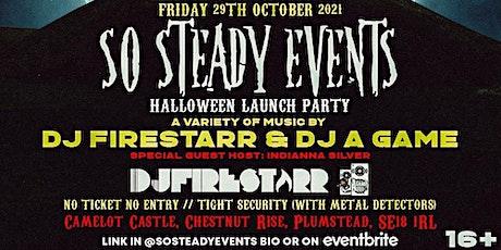 So Steady! tickets