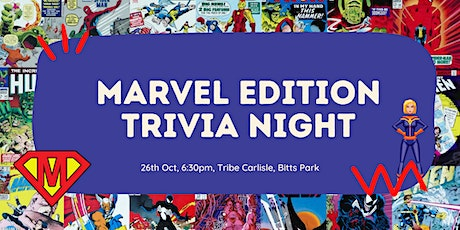 Let's get Trivial / Marvel Edition tickets