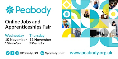 Peabody Jobs and Apprenticeships Fair 2021 tickets