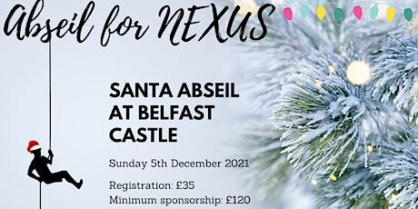 Santa Abseil tickets