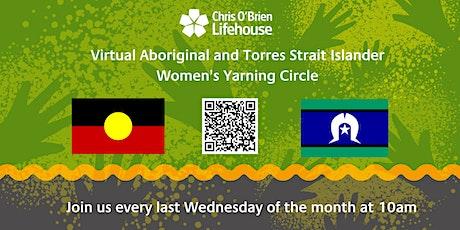 Aboriginal and Torres Strait Islander Women's Yarning Circle (Monthly) tickets