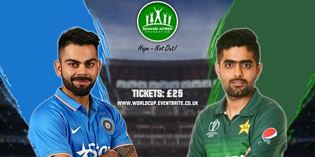Screening of Pakistan v India World Cup game at The Kia Oval tickets