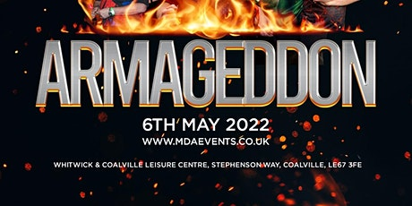 ARMAGEDDON 2022 - Darts event tickets