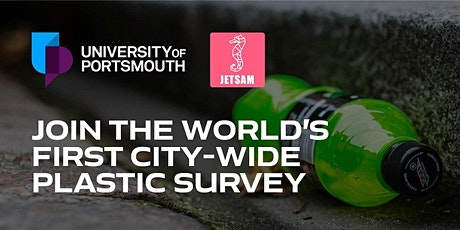 Mapping Portsmouth's Plastics Launch tickets