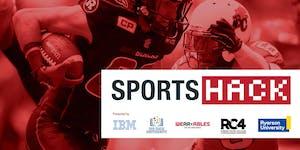SportsHack 2015 Halifax Prep Event
