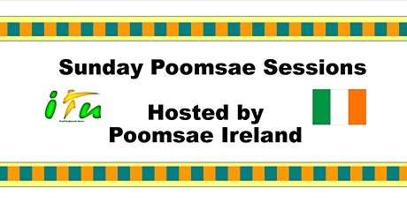 October Sunday Poomsae Session tickets