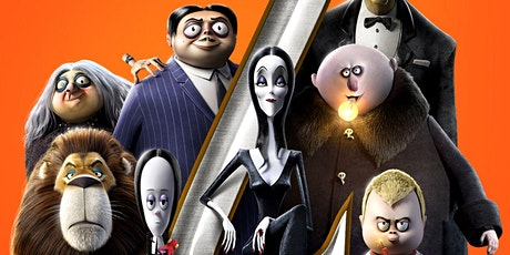 The Addams Family 2 (Film) tickets