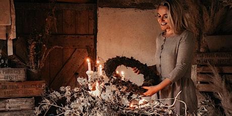 Wildly Festive Wreath Workshops with Wizz & Wild tickets