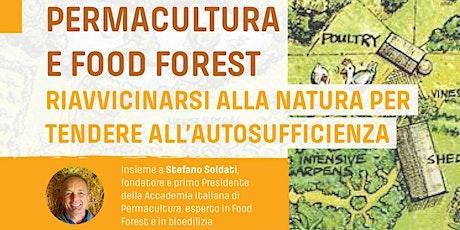 Riavvicinarsi alla natura per tendere all'autosufficienza: la permacultura biglietti