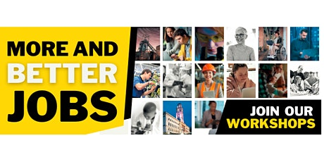 More and Better Jobs Workshop: Employment Opportunities for All tickets