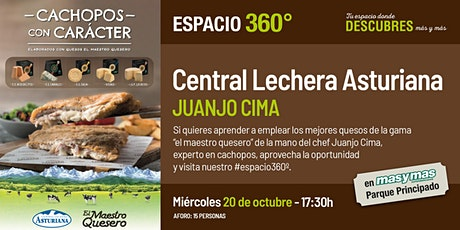 Central Lechera Asturiana con Juanjo Cima entradas