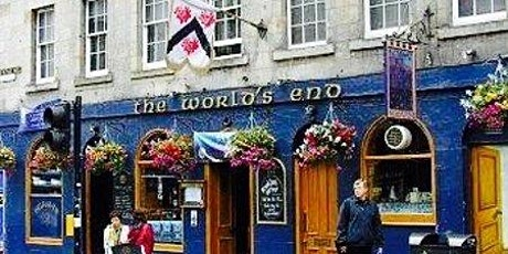 Jacobite Edinburgh - A Healthy Walk through History tickets