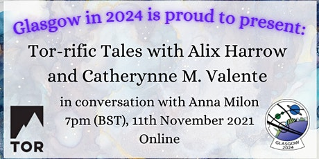Tor-rific tales: Alix Harrow and Catherynne M. Valente tickets