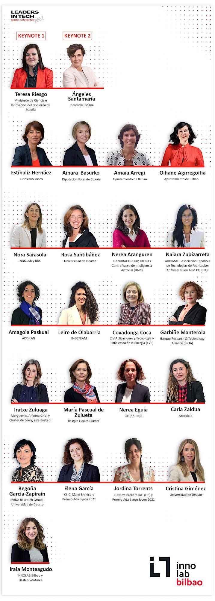 Imagen de Leaders In Tech - Bilbao Conference VOL.2