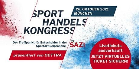 Sporthandelskongress by SAZsport 2021 tickets