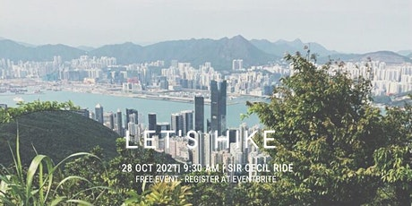 Let's Hike III tickets