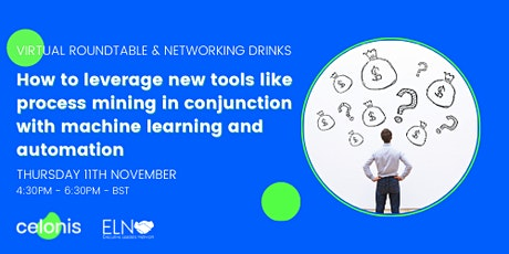 Leverage new tools like process mining with machine learning & automation Tickets