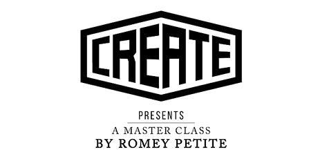 Mask Making: A Master Class by Romey Petite tickets