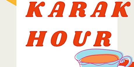 Karak Hour: Entrepreneurship week karak tickets