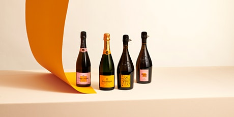 Veuve Clicquot Champagne tasting tickets