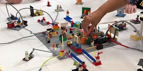 LEGO tickets