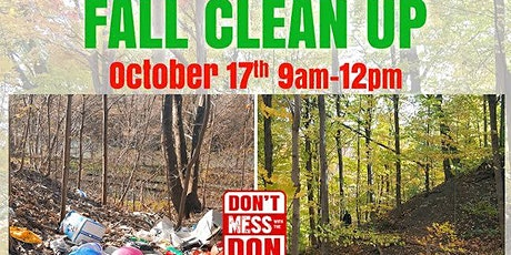 Don Valley Fall Clean Up tickets