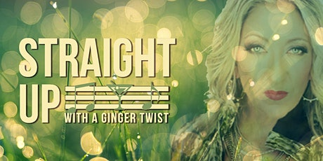 Straight Up on the Lawn - Sunday, Nov 7, 2pm (Ginger's B-Day Jazz Show) tickets