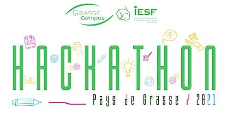 Hackathon  Pays de Grasse billets