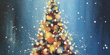 Christmas Sparkle Brush Party – Abingdon - 20.12.21 tickets