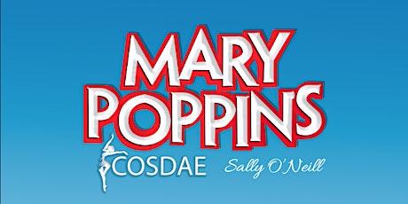 MARY POPPINS El Musical (Auditorio Sebastián Cestero) entradas