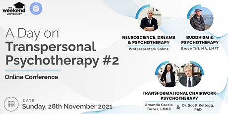 A Day on Transpersonal Psychotherapy #2 tickets
