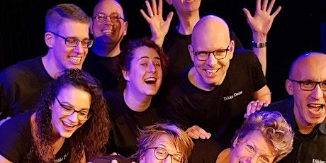 Theatersport Wedstrijd  | Dikke Duim - Tot dat de Dom valt tickets
