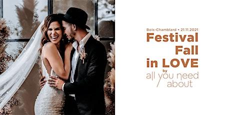 Festival Fall In Love billets