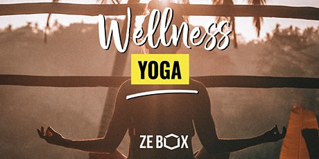 [WELLNESS] Yoga Training billets