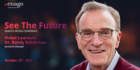 See The Future - Enago's Virtual Conference tickets