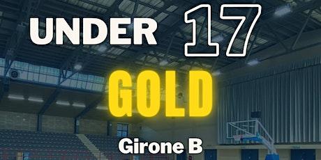 U/17 GOLD vs MASTERS CARATE biglietti