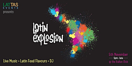 Latin Explosion - Dance Party tickets