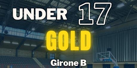 U/17 GOLD vs AZZURRI NIGUARDESE biglietti