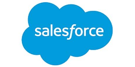 Foróige Salesforce Training entradas