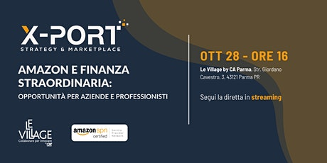 Amazon e Finanza Straordinaria: opportunità per aziende e professionisti. biglietti